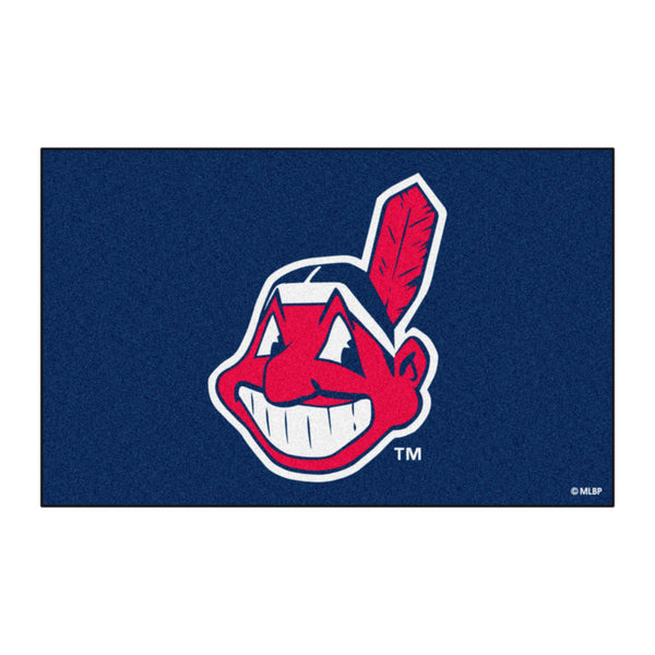 Cleveland Indians Ulti-Mat 5x8 - FANMATS - Dropship Direct Wholesale
