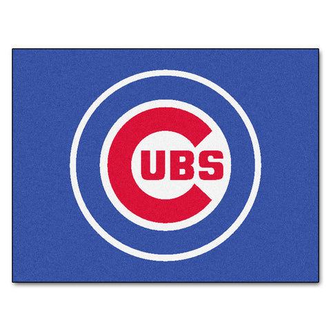 Chicago Cubs All-Star Mat 33.75x42.5 - FANMATS - Dropship Direct Wholesale