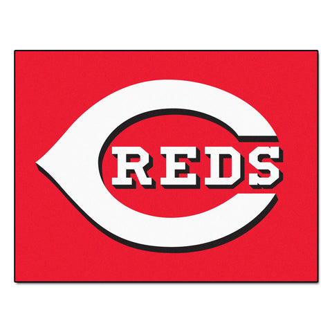 Cincinnati Reds All-Star Mat 33.75x42.5 - FANMATS - Dropship Direct Wholesale