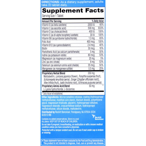 Airborne Everyday Multivitamin Tablets - 60 Tablets - Airborne - Dropship Direct Wholesale - 2