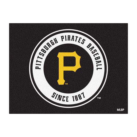 Pittsburgh Pirates All-Star Mat 33.75x42.5 - FANMATS - Dropship Direct Wholesale