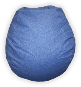 Bean Bag Blue Denim - Bean Bag Boys - Dropship Direct Wholesale
