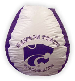 Bean Bag Kansas St Wildcats - Bean Bag Boys - Dropship Direct Wholesale