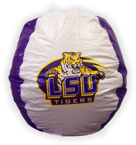 Bean Bag LSU Tigers - Bean Bag Boys - Dropship Direct Wholesale