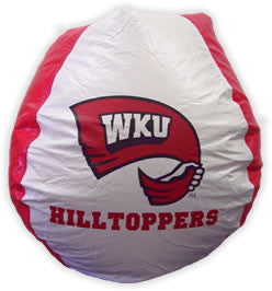 Bean Bag Western Kentucky Hilltoppers - Bean Bag Boys - Dropship Direct Wholesale