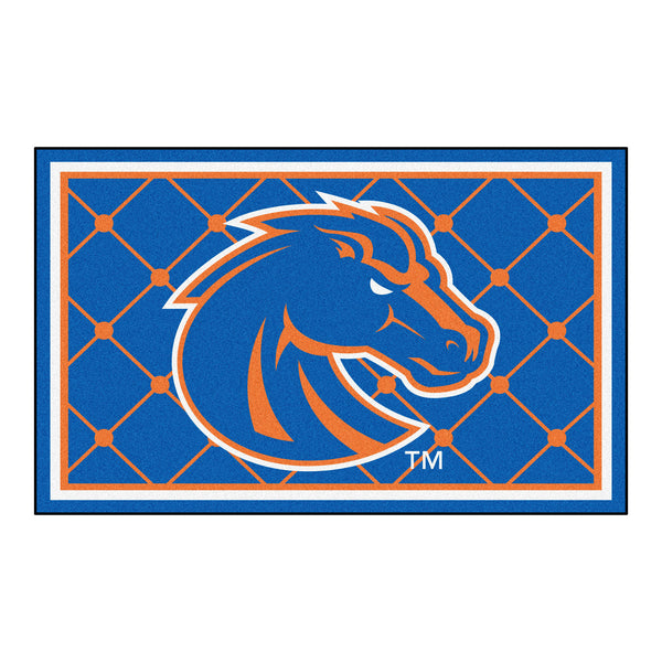 Boise State Rug 4x6 - FANMATS - Dropship Direct Wholesale