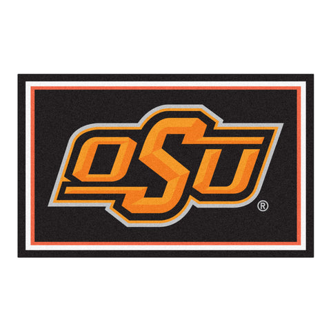 Oklahoma State Rug 4x6 - FANMATS - Dropship Direct Wholesale