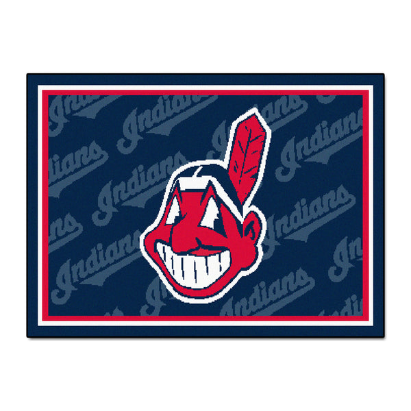 Cleveland Indians Rug 5x8 - FANMATS - Dropship Direct Wholesale