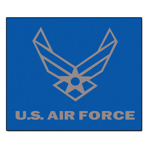 Air Force Licensed Tailgater Rug 5x6 - FANMATS - Dropship Direct Wholesale
