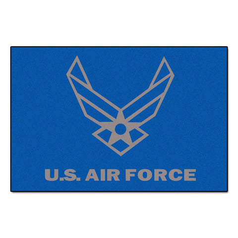 Air Force Licensed All-Star Mat 33.75x42.5 - FANMATS - Dropship Direct Wholesale