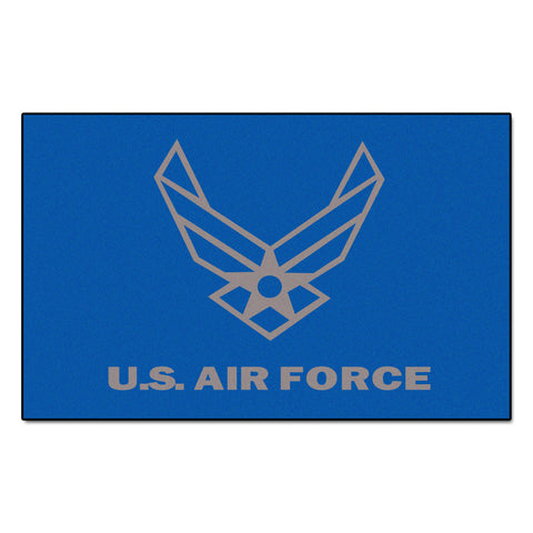 Air Force Licensed Ulti-Mat 5x8 - FANMATS - Dropship Direct Wholesale
