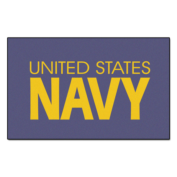 Navy Licensed Ulti-Mat 5x8 - FANMATS - Dropship Direct Wholesale