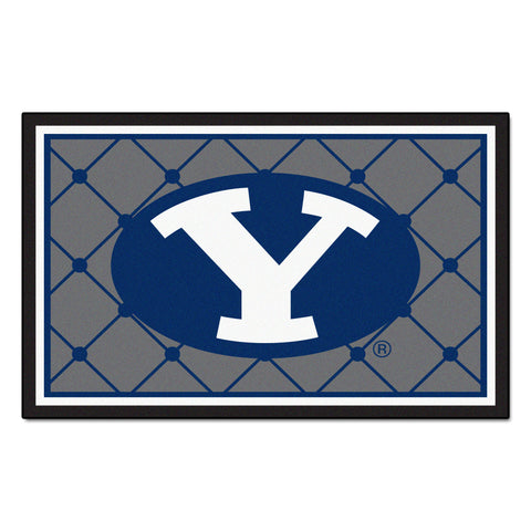 BYU Rug 5x8 - FANMATS - Dropship Direct Wholesale