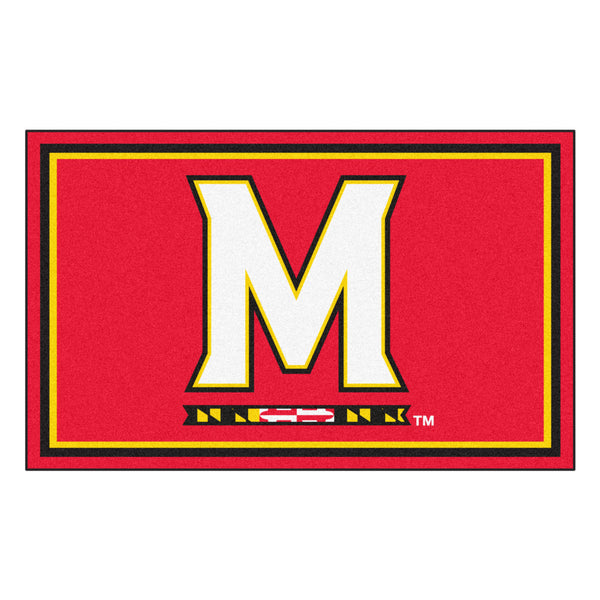 University of Maryland Rug 4x6 - FANMATS - Dropship Direct Wholesale