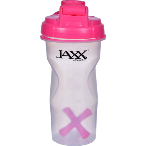 Fit and Fresh Jaxx Shaker - Pink - 28 oz - Fit and Fresh - Dropship Direct Wholesale - 1