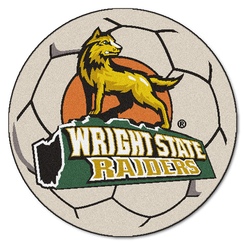 Wright State Soccer Ball - FANMATS - Dropship Direct Wholesale