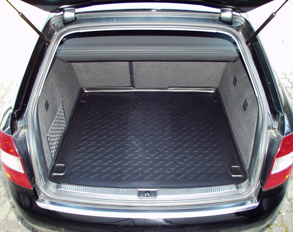 2002-2007 Audi A4 Avant Carbox II Cargo Liner - Grey - Carbox - Dropship Direct Wholesale