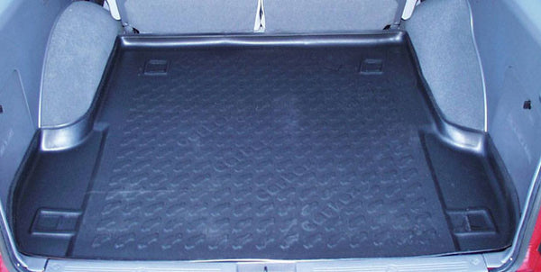 2000-2004 Kia Sportage Wagon Carbox II Cargo Liner- Black - Carbox - Dropship Direct Wholesale