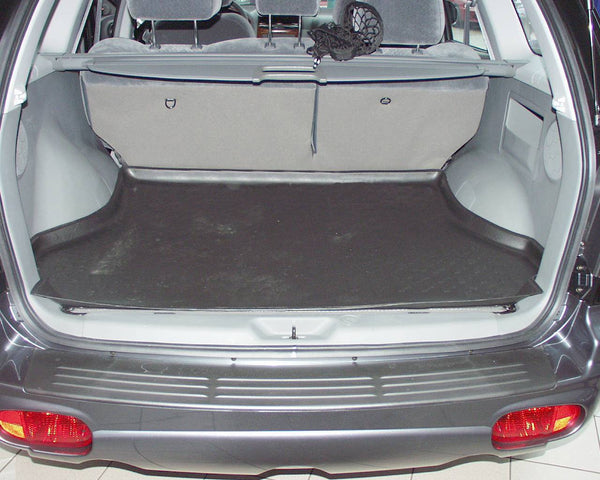 2001-2002 Hyundai Santa Fe Cargo II Cargo Liner - Black - Carbox - Dropship Direct Wholesale