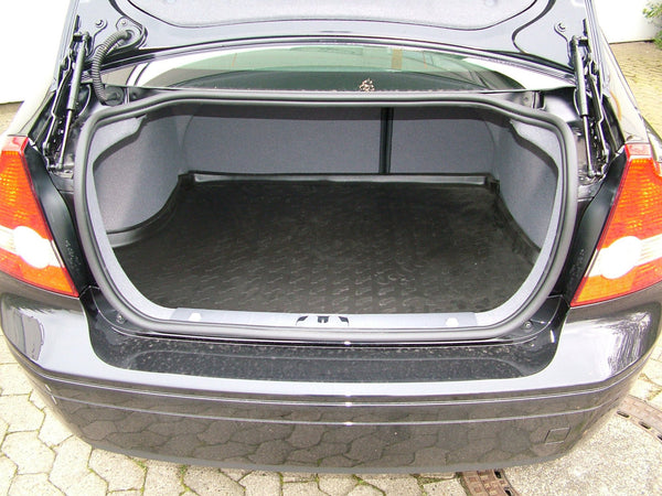 2005-2007 Volvo S50 Carbox II Cargo Liner - Black - Carbox - Dropship Direct Wholesale