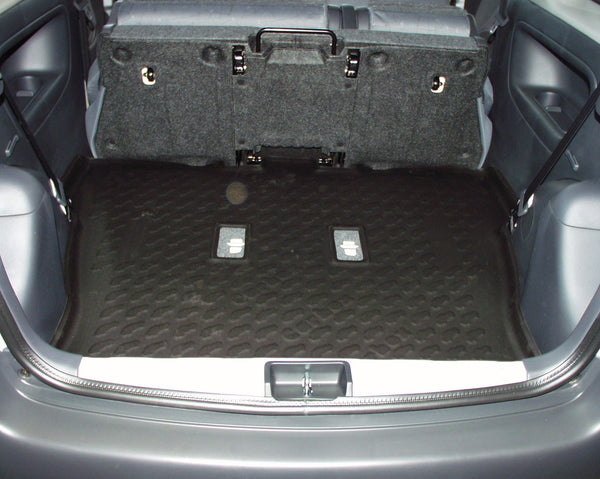 2000-2005 Toyota Yaris Cargo II Cargo Liner - Black - Carbox - Dropship Direct Wholesale