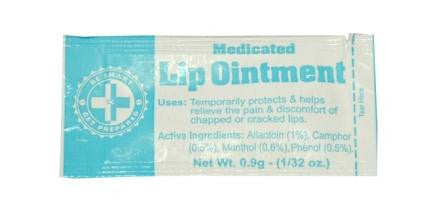 100 Lip Ointment Packets - Guardian - Dropship Direct Wholesale