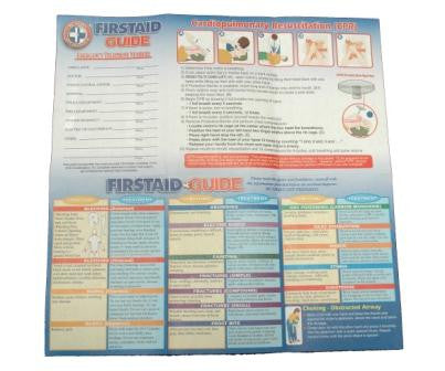 100 First Aid Guide - Guardian - Dropship Direct Wholesale