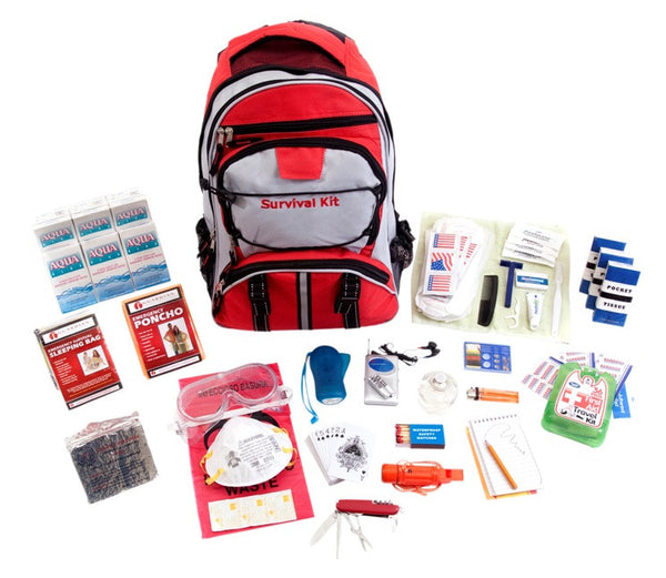 Deluxe Emergency Survival Kit - Guardian - Dropship Direct Wholesale