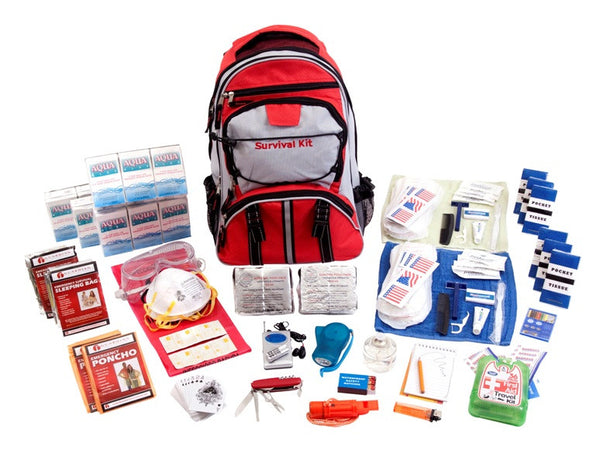 Deluxe Emergency Survival Kit 2-Person - Guardian - Dropship Direct Wholesale