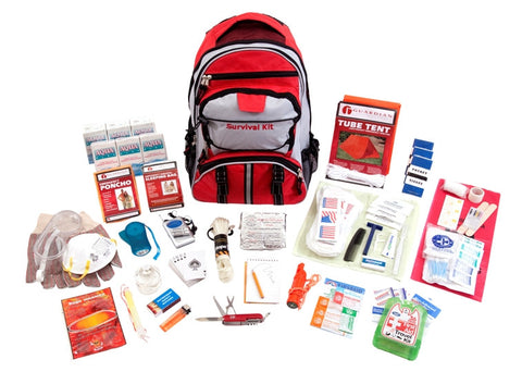 Elite Survival Kit 2-Person - Guardian - Dropship Direct Wholesale