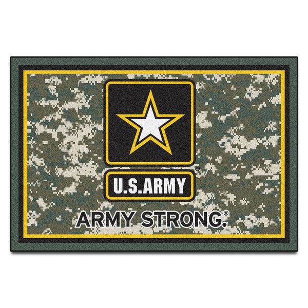 Army Licensed Rug 5x8 - FANMATS - Dropship Direct Wholesale