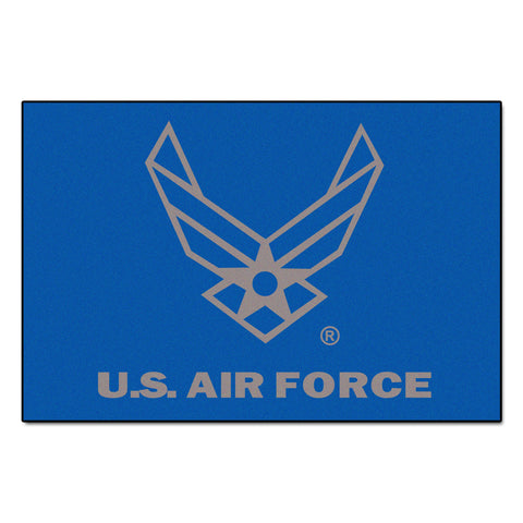 Air Force Licensed Rug 4x6 - FANMATS - Dropship Direct Wholesale