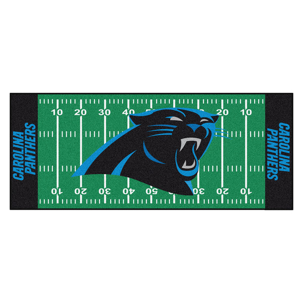 Carolina Panthers Runner 30x72 - FANMATS - Dropship Direct Wholesale