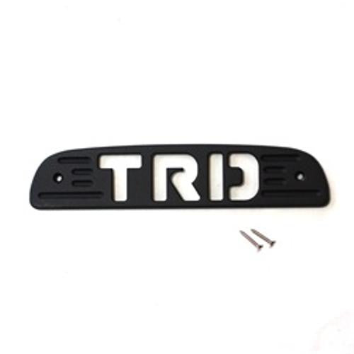 All Sales TRD 3rd Brake Light Cover-Black Powdercoat - AMI - Dropship Direct Wholesale