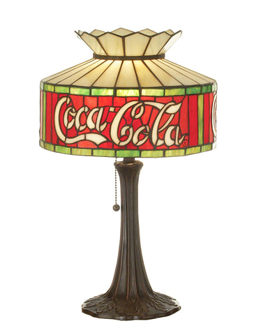 20 Inch H Coca-cola Accent Lamp - Meyda - Dropship Direct Wholesale