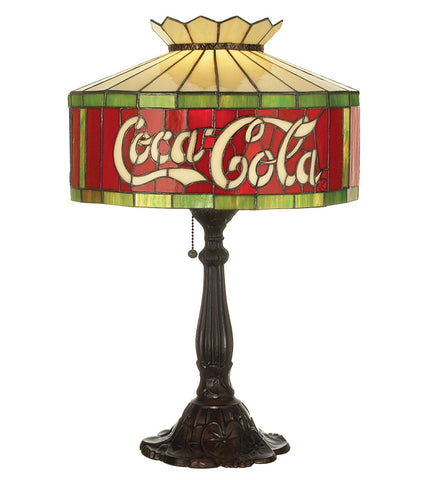 24.5 Inch H Coca-cola Table Lamp - Meyda - Dropship Direct Wholesale