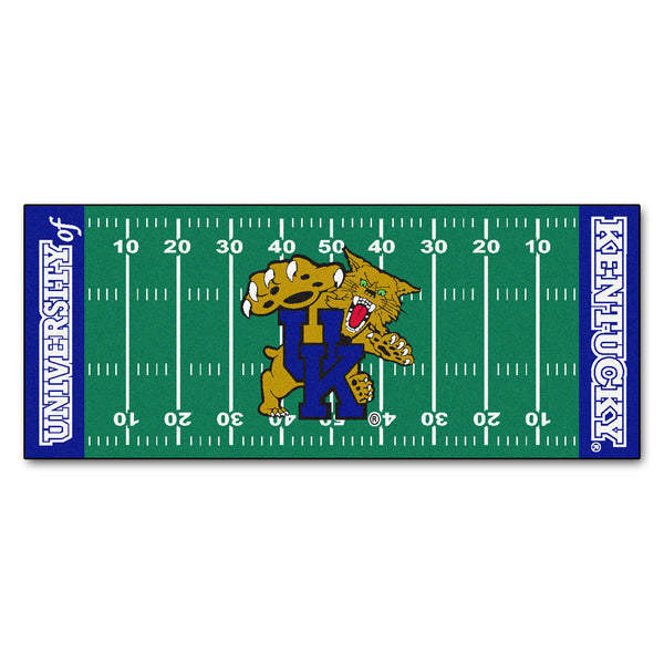 University of Kentucky Runner 30x72 - FANMATS - Dropship Direct Wholesale