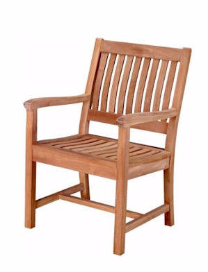 CHD087 Rialto Armchair - Anderson Teak - Dropship Direct Wholesale