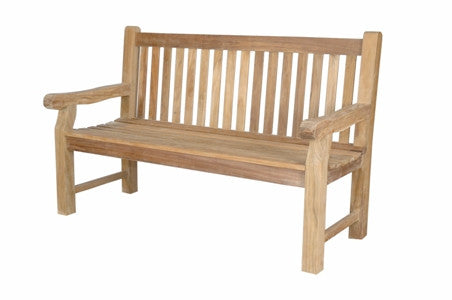 Devonshire 3-Seater Extra Thick Bench - Anderson Teak - Dropship Direct Wholesale