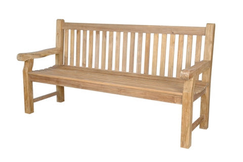 Devonshire 4-Seater Extra Thick Bench - Anderson Teak - Dropship Direct Wholesale