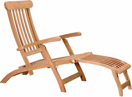 Royal Steamer Armchair - Anderson Teak - Dropship Direct Wholesale