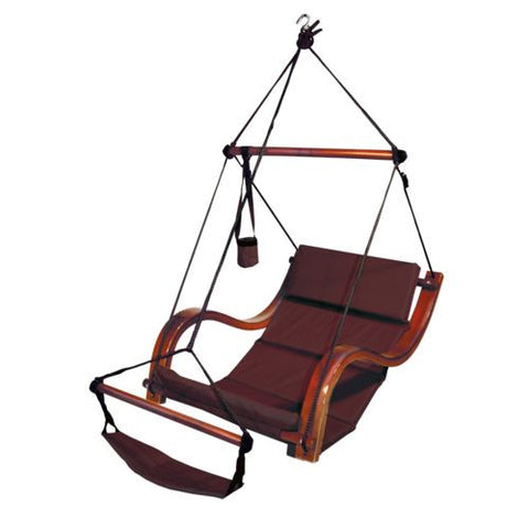 Hammaka Nami Chair Burgandy - Hammaka - Dropship Direct Wholesale