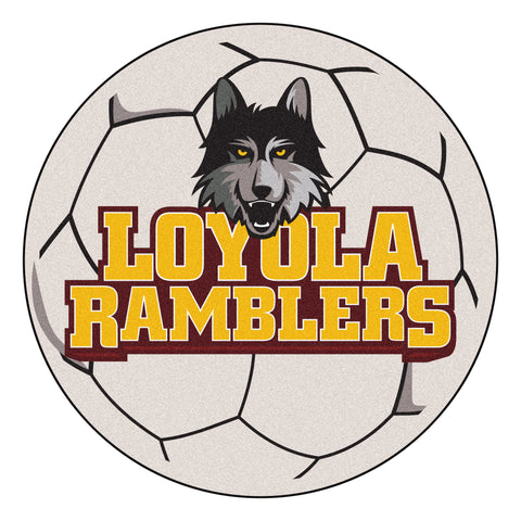 Loyola University Chicago Soccer Ball - FANMATS - Dropship Direct Wholesale