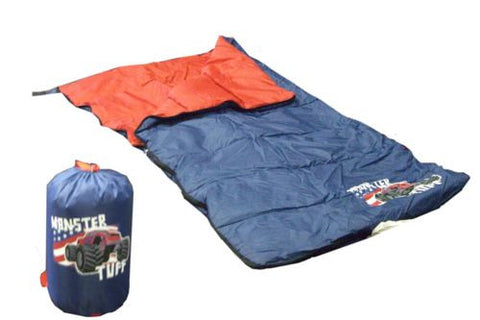 Youth Sleeping Bag Monster - Gigatent - Dropship Direct Wholesale