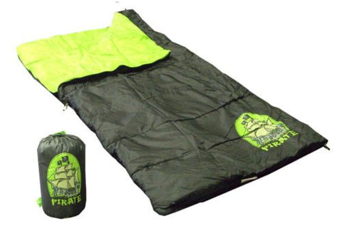 Youth Sleeping Bag Pirate - Gigatent - Dropship Direct Wholesale