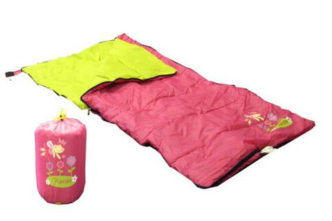 Youth Sleeping Bag Flower - Gigatent - Dropship Direct Wholesale