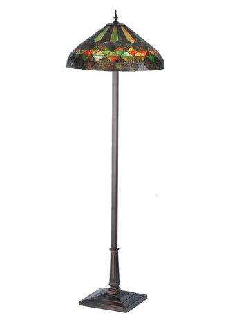 60 Inch H Byzantine Dome Floor Lamp - Meyda - Dropship Direct Wholesale