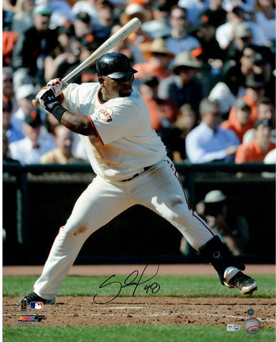Pablo Sandoval Signed 16x20 San Francisco Giants Photo Collage MLB Auth SSM 3rd Party Holo