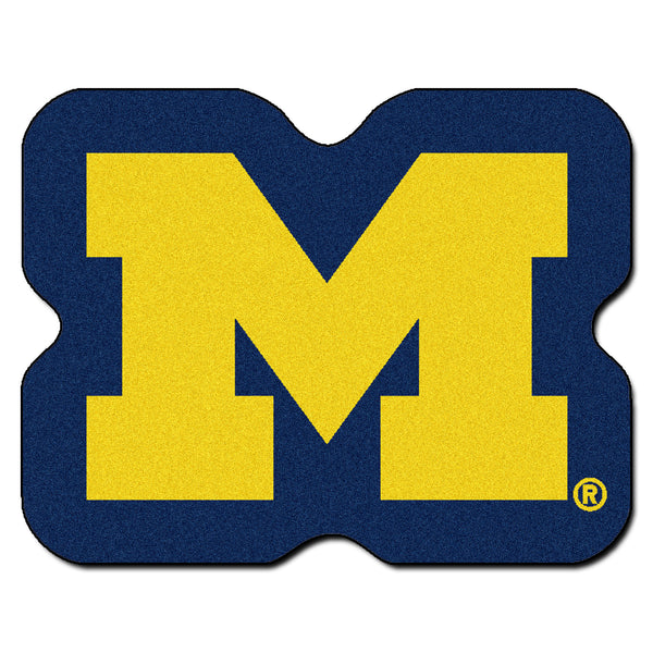 University of Michigan Mascot Mat - FANMATS - Dropship Direct Wholesale