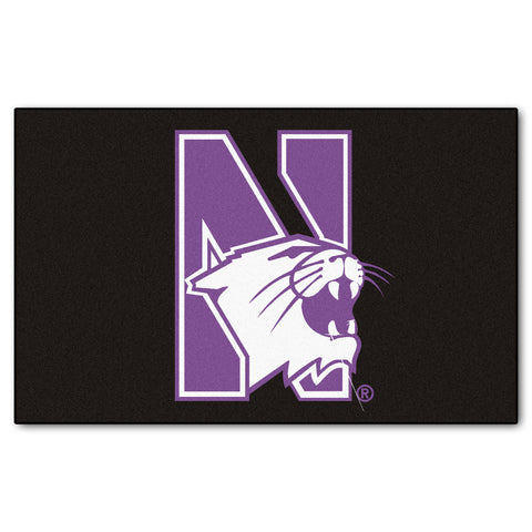 Northwestern University Ulti-Mat 5x8 - FANMATS - Dropship Direct Wholesale